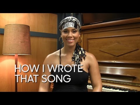 How I Wrote That Song: Alicia Keys