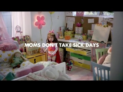 Tv Commercial Spot Cold Amp Flu Relief Moms Don T Take