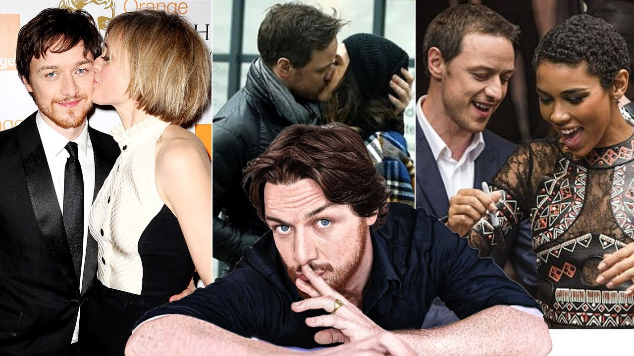 Girls James McAvoy Has Dated.