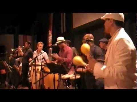New Zealand Pacific Salsa Congress 2012 - Behind The Scenes