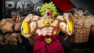 Rap dos Monstros | Barba Branca, Toguro & Broly | VG Beats ft. All Place Br & Takeru