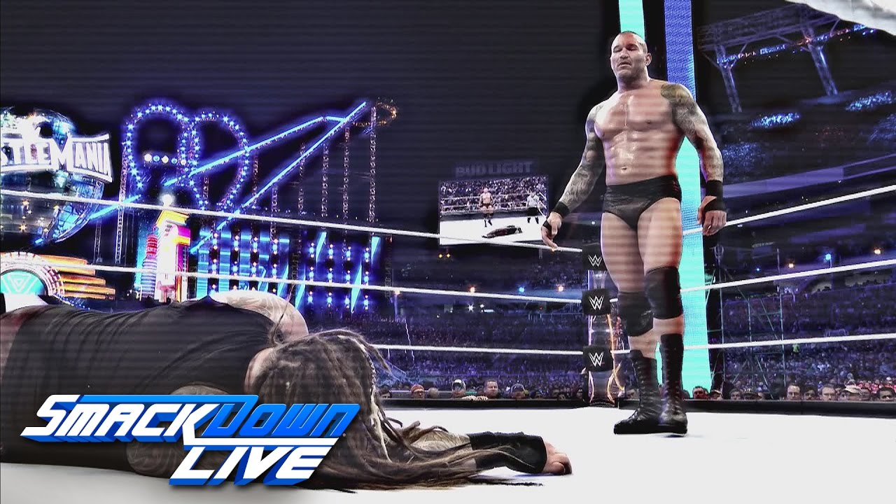 Download Take a frightening look at the House of Horrors Match at WWE Payback: SmackDown LIVE, April 25, 2017
