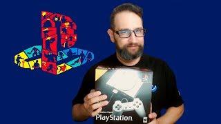 Fru hace unboxing de PlayStation Classic
