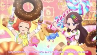 Aikatsu - Sweet Soft☆Nadeshiko - Love☆Like Caramelize - Sub Español