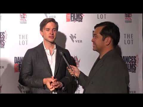 Grant Harling Red Carpet Interview for Reach