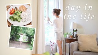 Day In The Life In Our NEW HOUSE  Settling In, Finding My Healthy Routine + What I Ate