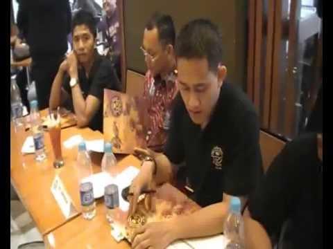 RAMA TATRAS BARISTA JAKARTA-INDONESIA COMPETITION 2011