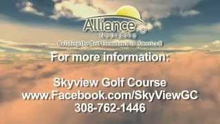 Skyview Golf Course Alliance Nebraska