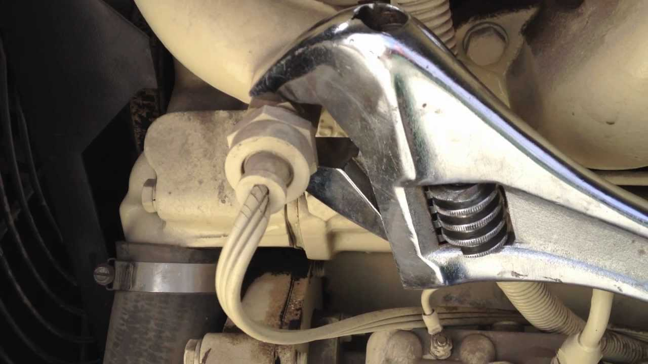 Generator Block Heater Replacement Youtube