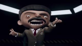 Вихри войны HD Короткометражный мультфильм