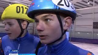 Сергей Рятсен первым из калининградцев получил звание мастера спорта по шорт треку