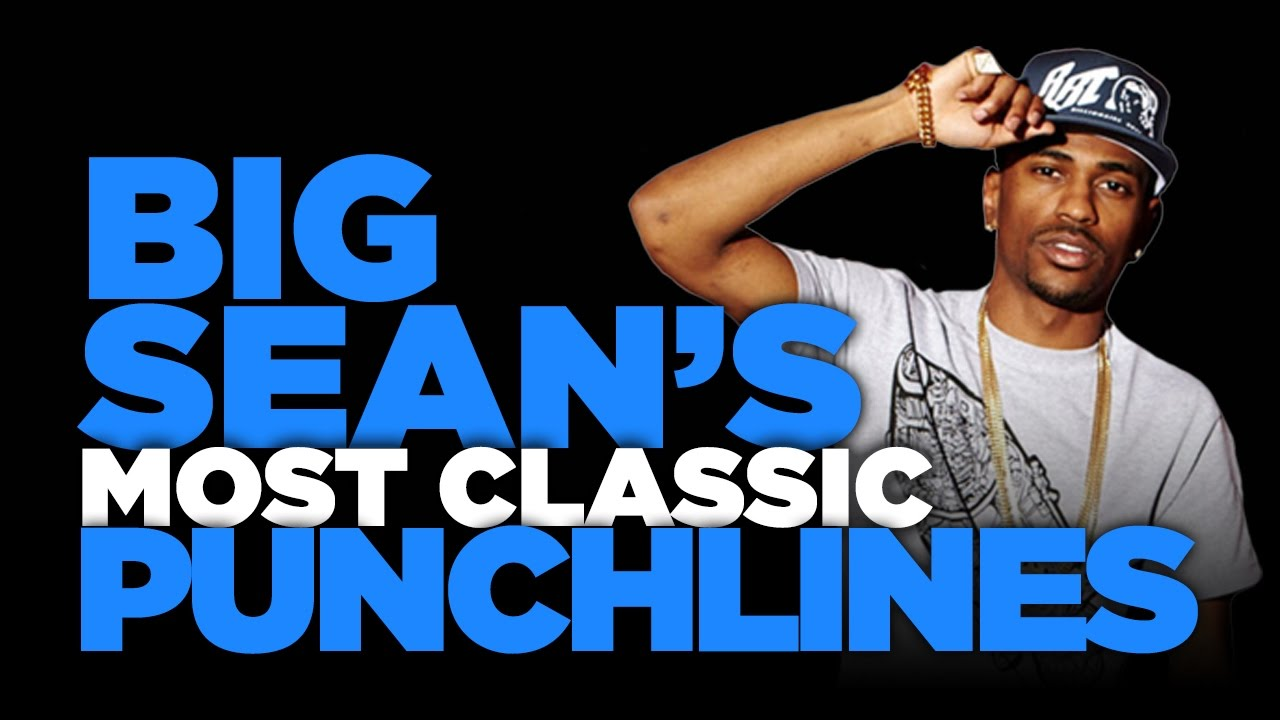 Big Sean's Most Classic Punchlines Through The Years