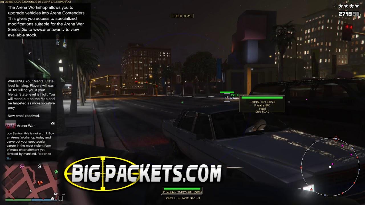 BigPackets Gmod Cheat