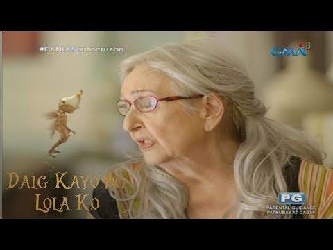 Daig Kayo ng Lola Ko: Ang kambal-bantay