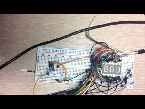 Паяльная станция на Arduino (Ч.2 потенциометр, кнопка  и время)