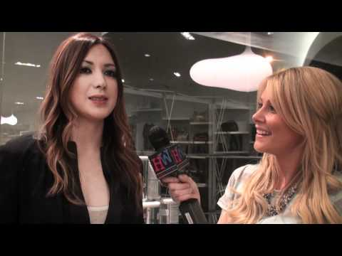 David Cook, Michelle Branch at Griddle Cafe Pancake Launch - Interviews