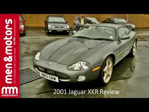 2001 Jaguar XKR Review