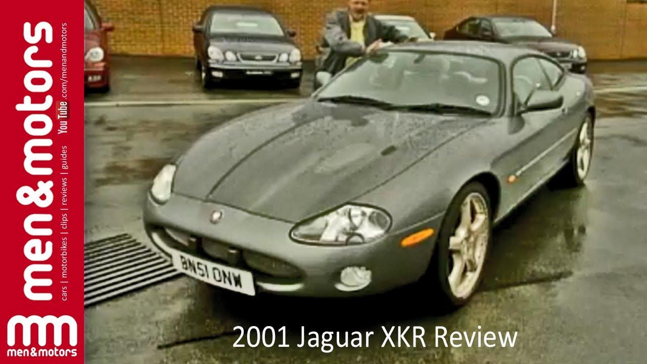 2001 Jaguar XKR Review   YouTube