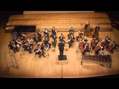 Concerto for marimba