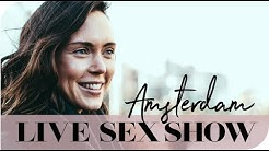 WE WENT TO A LIVE SEX SHOW IN AMSTERDAM | THE MICHALAKS