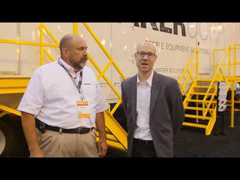 BakerCorp at WEFTEC 2016 - Filtration Solutions Interview with Doug Herber
