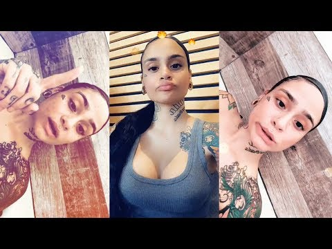 Kehlani  Snapchat Story  1 March 2018