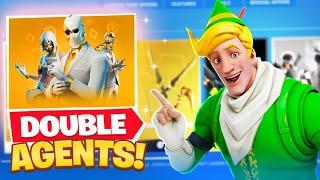 New Double Agent Skins + Hide & Seek Customs!