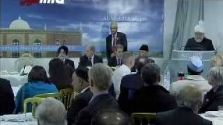 Reception held on the Al-Mehdi Mosque 7th Nov 2008 Part 3/8