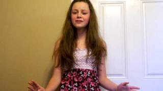 "Mackenzie Morgan sings ""Summertime"" - Ella Fitzgerald / Fantasia Barrino"