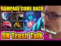 9k Trash Talk Is Real - Miracle- Dota 2 video