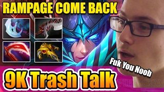 9K Trash Talk Is Real - Miracle- Dota 2