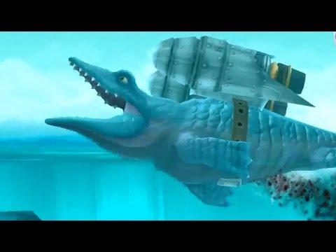hungry shark evolution jetpack mr snappy mosasaurus