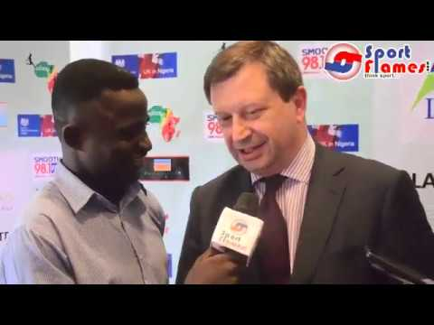 Interview with Paul Arkwright (British High Commissioner to Nigeria)