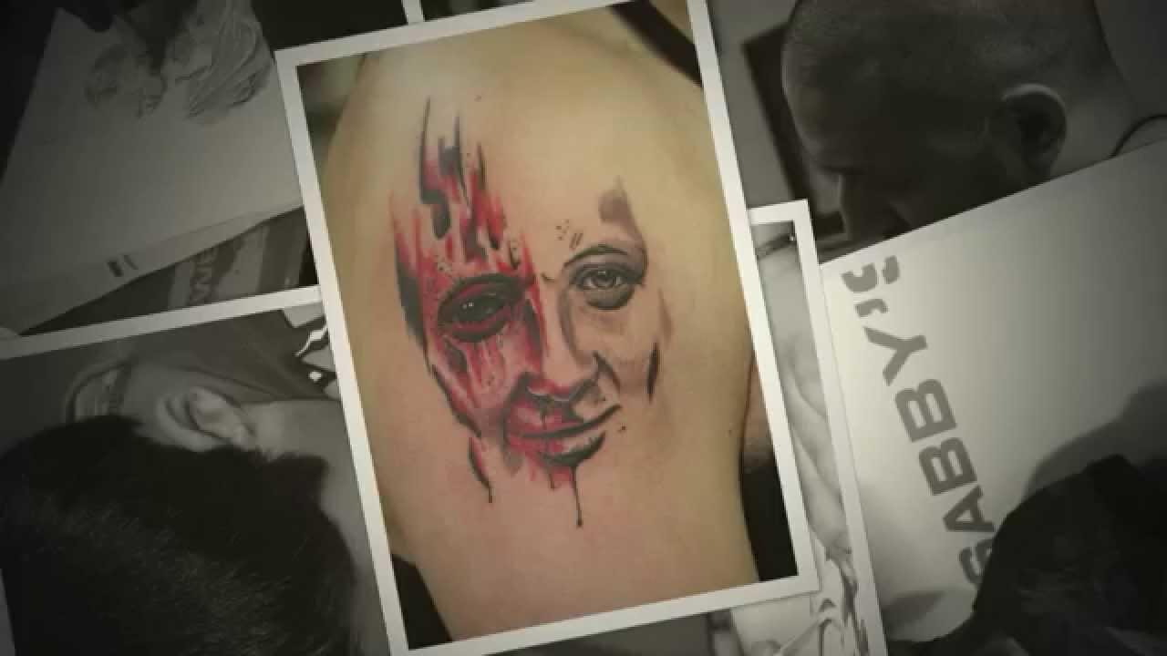 Sabbys tattoo parlour