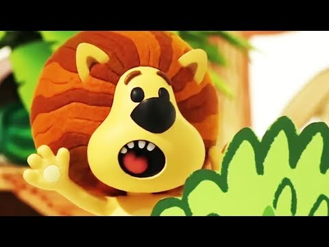 Raa Raa The Noisy Lion   Raa Raa's Big Roar   English Full Episodes   Kids Cartoon   Videos For Kids