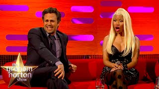 Mark Ruffalo Accidentally Got High On Stage! | The Graham Norton Show