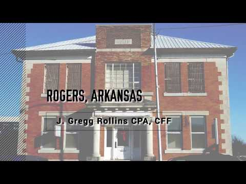 Rogers AR Accountant/Rogers AR Forensic Accounting/Fraud Investigation/Audit Representation