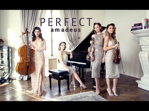 Ed Sheeran - Perfect (Amadeus Violin Cover Instrumental)