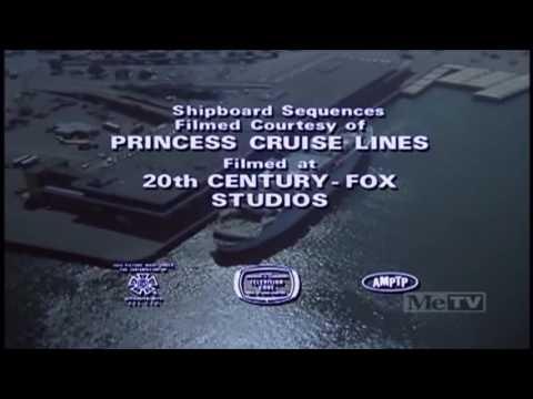 The Love Boat Season 3 Closing Credits
