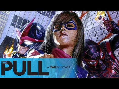 MARVEL NOW STARTS HERE & THIS WEEK'S COMICS   The Pull Podcast