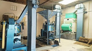 AUTOMATIC OIL MILL PLANT OF 6 TONS CAPACITY PER 24 HOUR| OM MINI OIL MILL PLANT | +918866030560