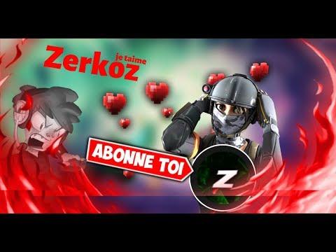 Abonnez-vous A Zerkoz