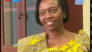 Untold Story:Martha Karua presidential walkout