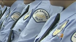 4 More L.A. Police Cadets Arrested On Suspicion Of Stealing Patrol Cars
