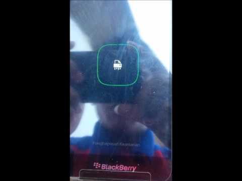 hard reset blackberry z3