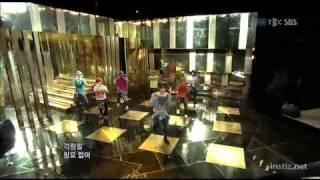 [Rain (Bi) TV] 11-04-2010 Rain Bi Hip Song.