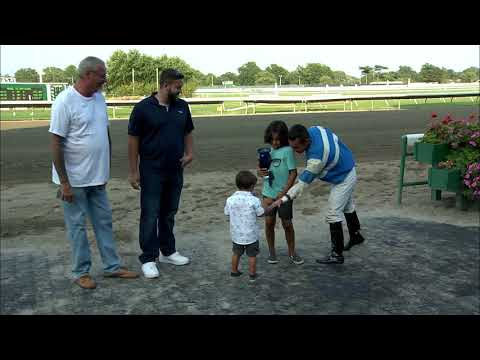 video thumbnail for MONMOUTH PARK 7-28-19 RACE 13