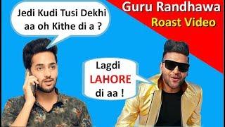 GURU RANDHAWA   Latest Punjabi songs Roast Video   Prince Dhimann