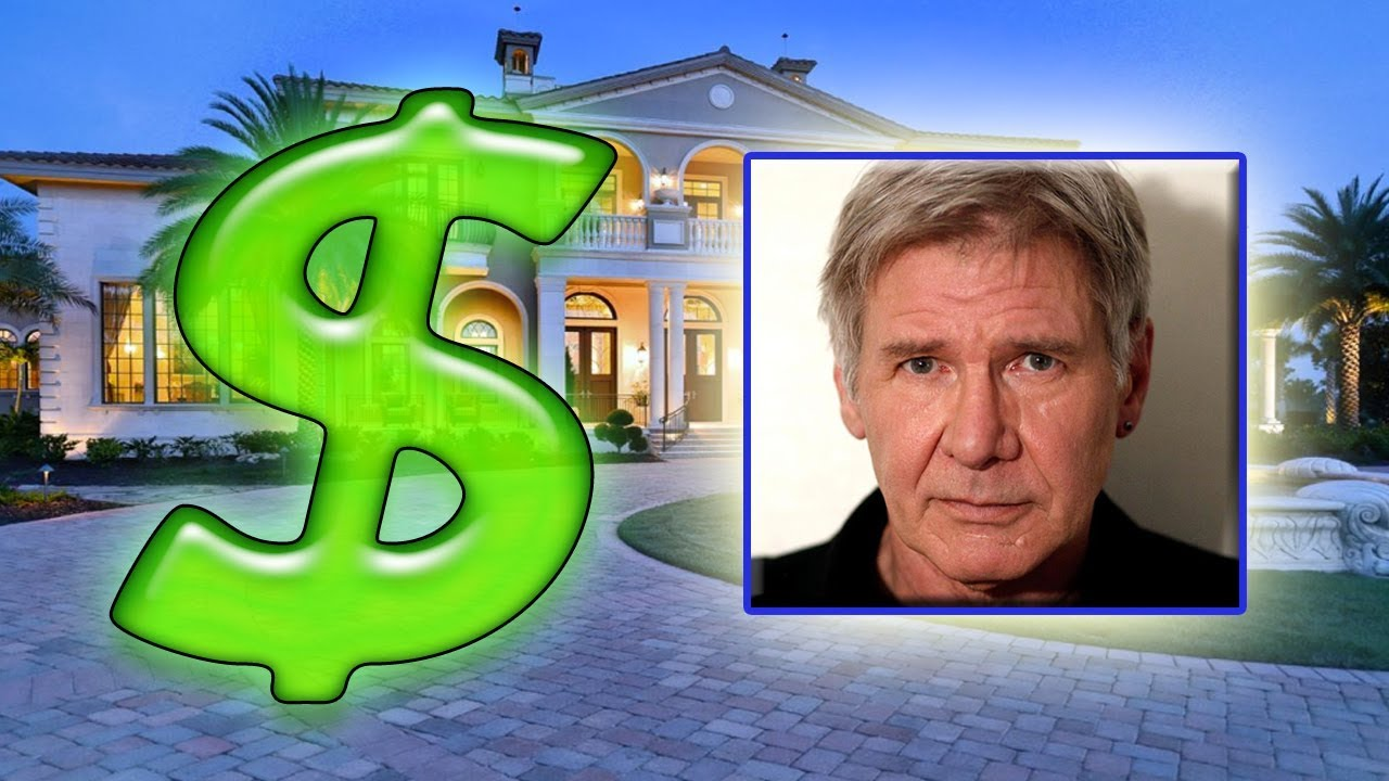 11 Expensive Things Owned By Actor Harrison Ford