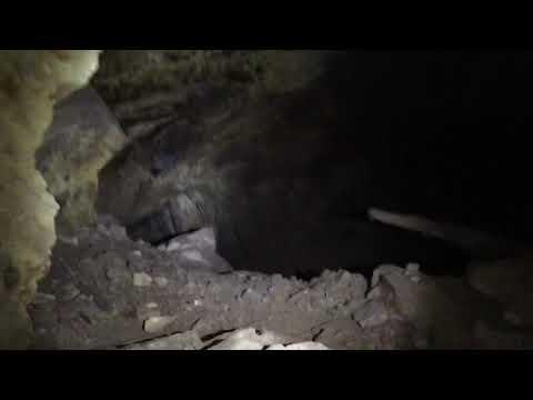 Abandoned Gold Mine Of Idaho